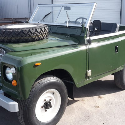 Land Rover Series III - 1978