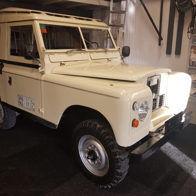 Land Rover Series II - 1972