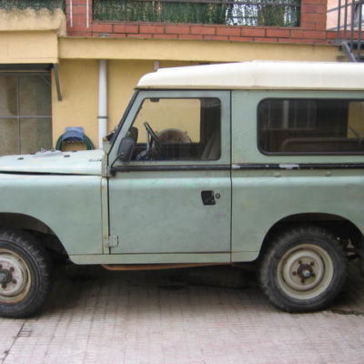 Land Rover Series III - 1976