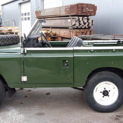 Land Rover Series III - 1978