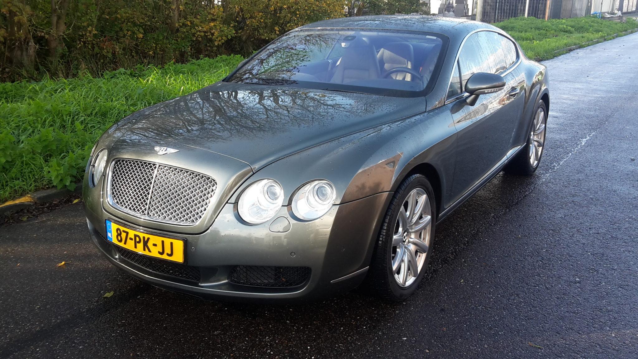 Bentley Continental GT W 12