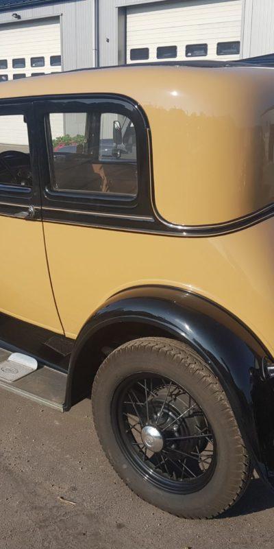 A-Ford Victoria - 1931